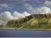 Hills overlooking Kimmeridge Bay