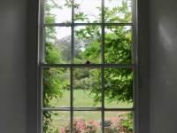 Smedmore-House-Garden-Wing-view-walled-garden