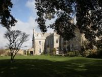 Garden front Smedmore House