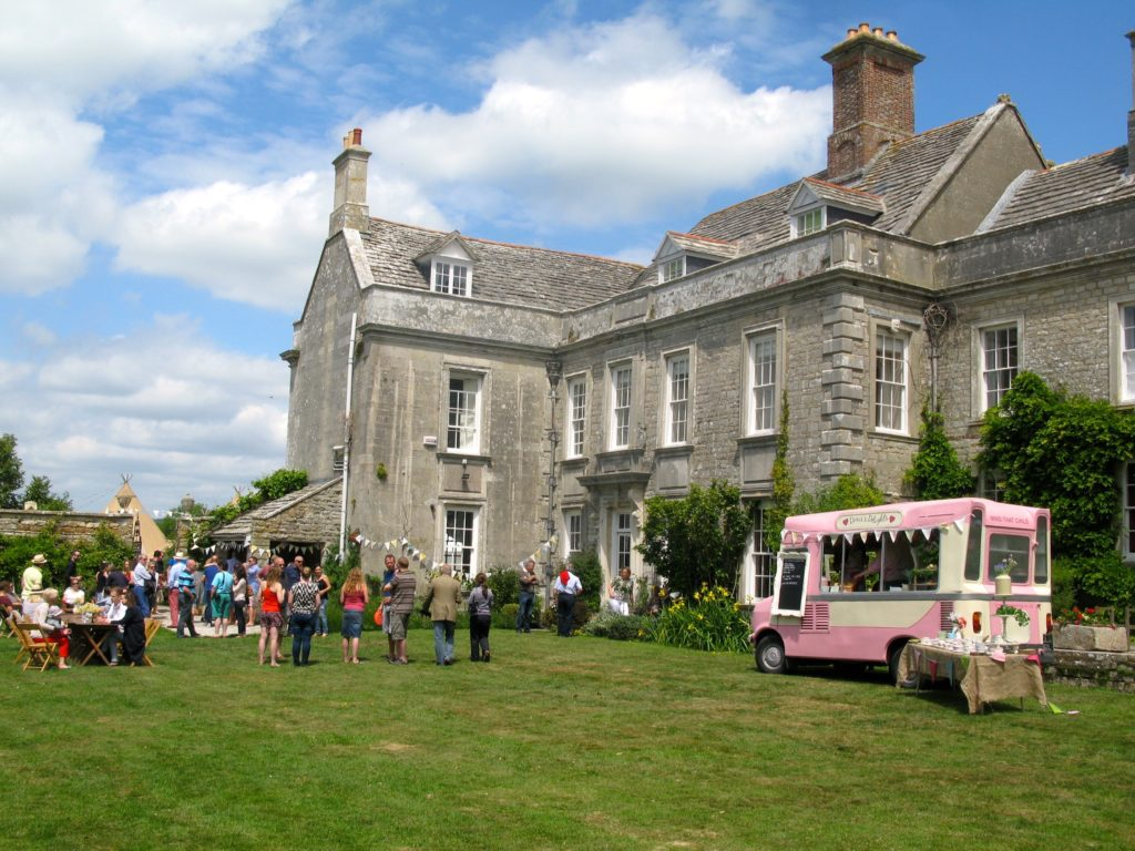 Smedmore House wedding and events venue in Dorset