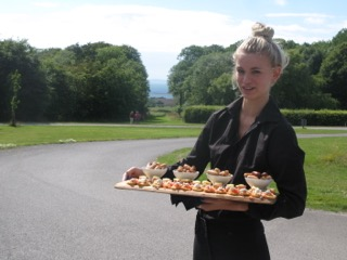 Smedmore House manor accommodation catering
