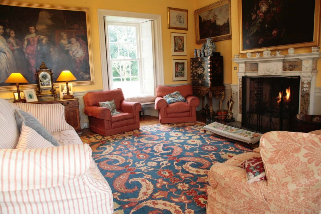 smedmore house drawing room